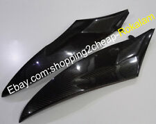 Carbon Fiber Tank Side Covers Panels Fairing For Yamaha YZF R6 2006 2007 YZF-R6