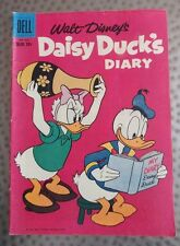 Dell, Walt Disney's Daisy Duck's Diary, No. 948, dated 1958, Fine-, Four Color