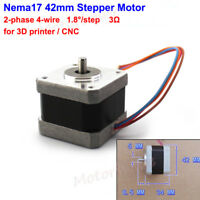 NEMA17 42mm 5V 2-Phase 4-wire 5mm shaft Stepper Motor DIY RepRap CNC 3D printer
