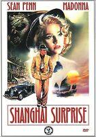 SHANGHAI SURPRISE - Sean Penn, Madonna (DVD) *NEU OVP*