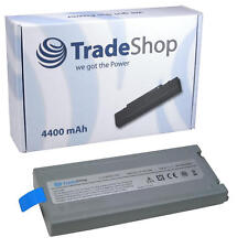 AKKU 4400mAh für Panasonic Toughbook CF-19 CF19 Battery Accu