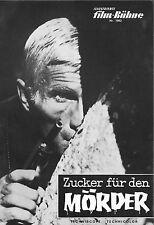 IFB 7982   ZUCKER FÜR DEN MÖRDER   Werner Peters, Sieghardt Rupp   Top