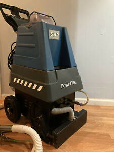 Powr-Flite PFX9S Self-Contained Carpet Extractor 9 Gallon W/ Attachments