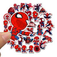 SpiderMan Spider Man Vinyl Sticker Decal  Wall Bumper Spiderman Wall Stickers