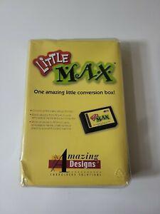 Amazing Designs LITTLE MAX Conversion Box  New