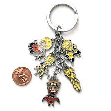 Anime Sage Naruto Character Keychain Sasuke Madara Itachi Hokage USA