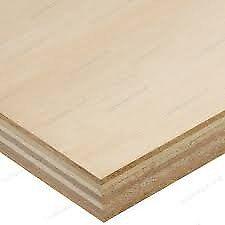 Marine Plywood Sheets 2440mm x 1220mm x 18mm Grade BS1088