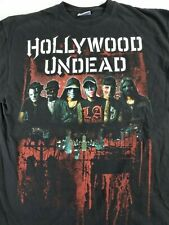 Hollywood Undead Rock Shirt Large