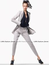 RRP €980🌟MAX MARA Blazer+Pants SUIT 100% COTTON   USA16_ IT50_D46_ GB18_FR48