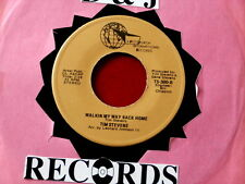 TIM STEVENS~ WALKIN MY WAY BACK HOME~ MINT~ UNPLAYED~ ARE YOU ~ NORTHERN SOUL 45