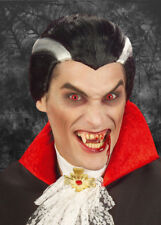 Mens Halloween Count Dracula Wig