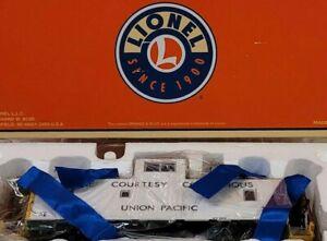 Lionel Trains Model 6-27604 O-Scale Union Pacific Lines CA-4 Caboose #3881 (740)