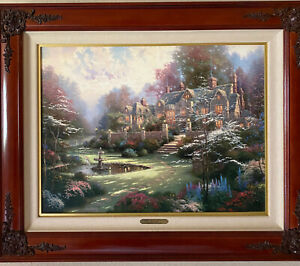 Canvas Painting Alice in Wonderland Oil Painting by Thomas Posters Prints Wall Art Picture Modern Home Decoration Kid Gifts Paintings 50 70cm