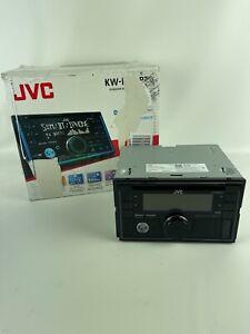 JVC KW-R940BTS Double 2 DIN CD/MP3 Player iHeart Radio SiriusXM Bluetooth Alexa