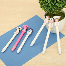1Pc Cartoon Doctor Nurse Ballpoint Pen Writing Stationery School Office Supplies