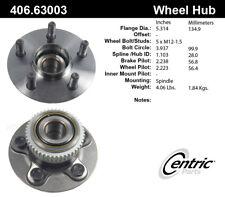 Wheel Bearing and Hub Assembly-C-TEK Hub Assembly fits 01-02 Chrysler PT Cruiser