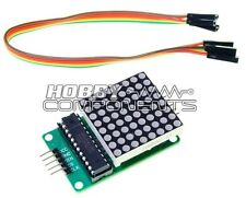 MAX7219 Serial Dot Matrix Display Module Arduino PIC