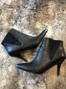 Women's Shoes Booties Heels sz 12