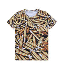 Gun Ammo T-Shirt [unique dope fresh army graffiti bullets different hipster]