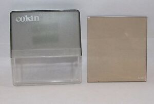 Genuine Cokin A 027 Warming 81B Square filter Made in France O40419