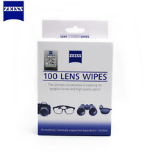 Zeiss X100 Pre-Moistened Lens Optic Camera Cleaning Wipes tissue fit Leica ect