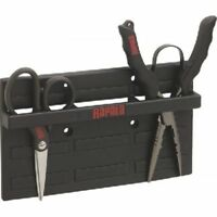 Rapala Magnetic Tool Holder 3 Slot Fishing Tool Organizer Boat Rack Fishing Gear