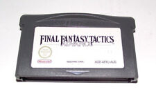 Final Fantasy Tactics Nintendo GBA (Cartridge only)