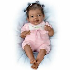 So Truly Real Interactive Baby Doll: Taylor's Ticklish Tootsies by Ashton Drake