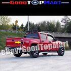 For Chevy Colorado 2004-2010 11 2012 Chrome Tail Light Covers Outline Trim Bezel