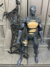 "Marvel Legends Hasbro Black Suit Sand Spider-Man 3 Movie 5"" inch Action Figure 2"