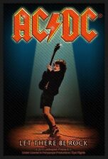 AC/DC ACDC - Patch Aufnäher - Let there be rock 7x10cm