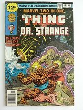 Marvel - Two In One The Thing And Dr Strange March 1979 No. 49