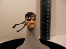 "Marvel Legends Punisher Grey  Head Skull  6"" Figure 1/12 Custom BAF"