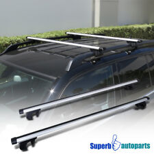 "Adjustable 48"" Auto SUV Car Roof Top Cross Bars Luggage Cargo Rack"