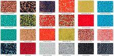 10 Grams Rizo 2.5 x 6mm Czech Glass Long Rice Fringe Drop Beads - Pick the Color