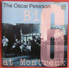 THE OSCAR PETERSON BIG 6 CD FR  AT MONTREUX