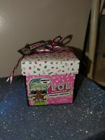 LOL Present Surprise Birthday Series New Gift Box Doll IN HAND