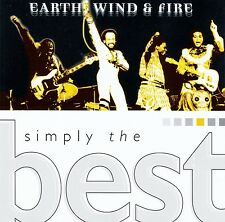 Earth, Wind & Fire: SIMPLY THE BEST/CD-Top-État