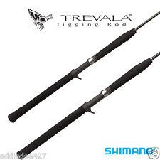 "Shimano Trevala Saltwater Casting Rod TVC58XXH 5'8"" XX-Heavy 1pc"