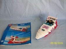 Lego Set 5521 Sea Jet VINTAGE MODEL TEAM w/ instructions 100% complete