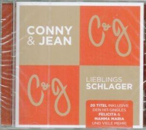 Conny & Jean - Lieblingsschlager - CD - Neu / OVP