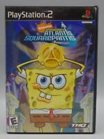 Spongebob Squarepants Atlantis Squarepantis (Sony Playstation 2, 2007) PS2
