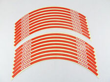 Red Tapes and Trims for Motorcycles