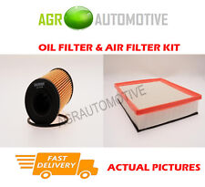 DIESEL SERVICE KIT OIL AIR FILTER FOR RENAULT MASTER T33 2.5 120 BHP 2005-10