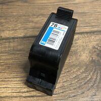 HP 78 Tri-Color Printer Ink Cartridge New Unused Genuine Open Box
