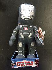 Marvel Civil War War Machine Bleacher Creature Plush Doll Toy