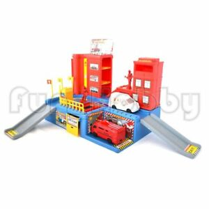 Fire Drill Base Scale Model Toy