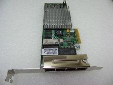 HP NC375T Quad Port PCIe Gigabit Server Network Adapter Card - 539931-001