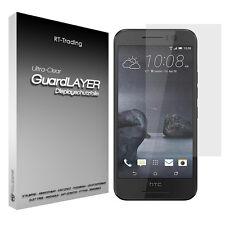 HTC ONE S9 - SCHUTZFOLIE SCHUTZ FOLIE DISPLAYFOLIE DISPLAYSCHUTZ KLAR