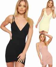Short Dresses for Women with Ruched Bodycon Dress